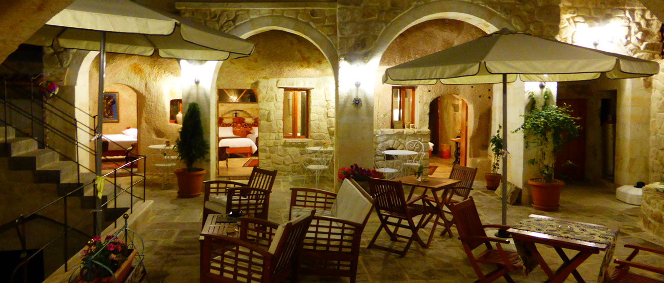 Hotel Urgup Turkey